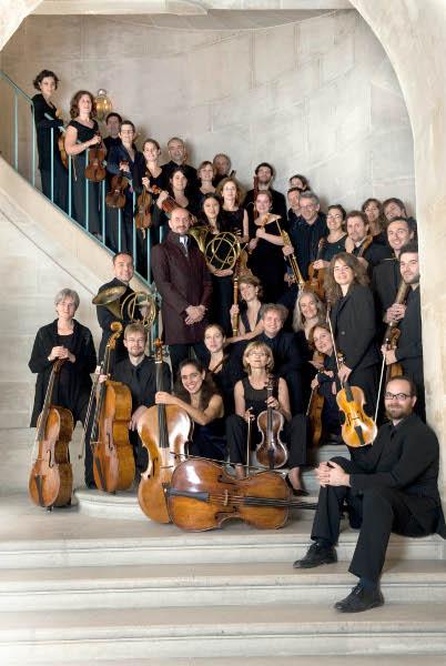 le Concert Spirituel d'Hervé Niquet
