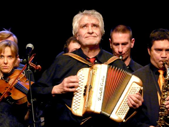 l'Orchestre du Grand Turc de Jacques Petit avec Didier Beloeil