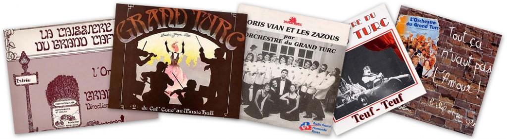 discographie de l'Orchestre du Grand Turc