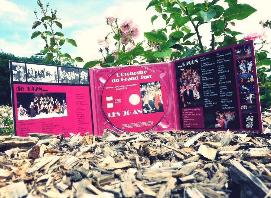 le CD des 30 ans de l'Orchestre du Grand Turc
