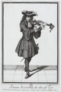 Violoniste du Roi