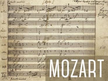 La Messe du Couronnement de Mozart