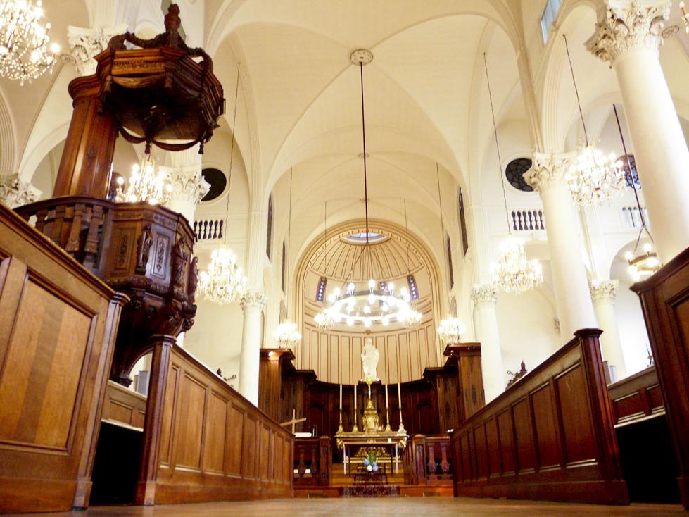 Chapelle Sacré-Coeur d'Ernemont de Rouen