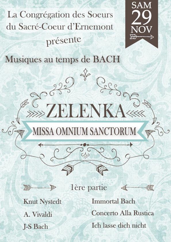 programme Zelenka Ernemont
