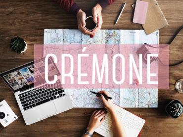 Ah… Crémone… Cremona…