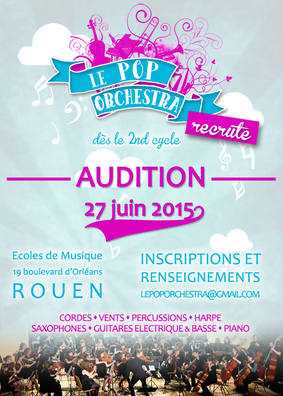 affiche audition 2015 POP (WP)
